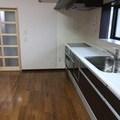 倉吉市 キッチンと浴室、トイレ取り換え工事をして水回りスッキリ