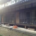 倉吉市 玄関リフォームと窓取り換え:断熱性の高いサッシに取替工事